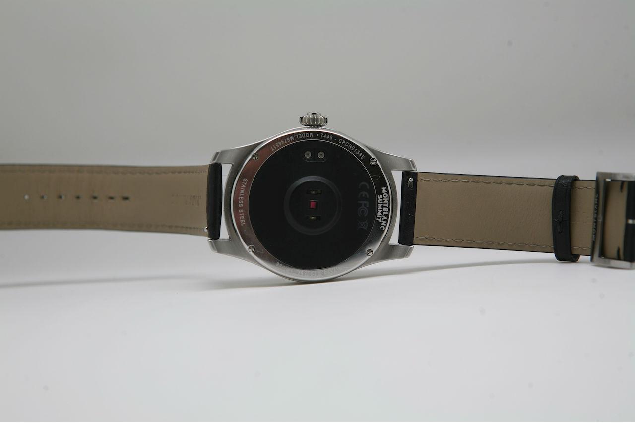 Обзор Montblanc Summit — умные часы премиум-класса с лучшей ценой в категории - 23