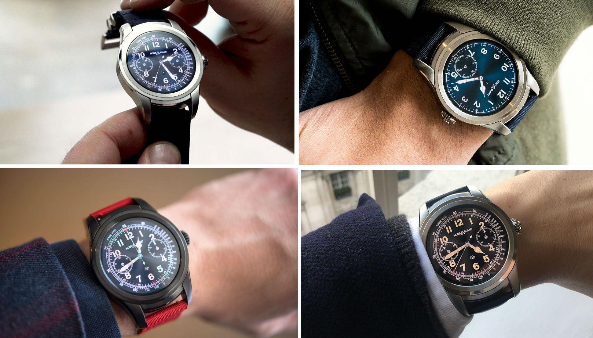 Обзор Montblanc Summit — умные часы премиум-класса с лучшей ценой в категории - 27