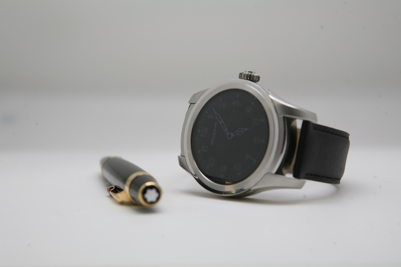 Обзор Montblanc Summit — умные часы премиум-класса с лучшей ценой в категории - 1