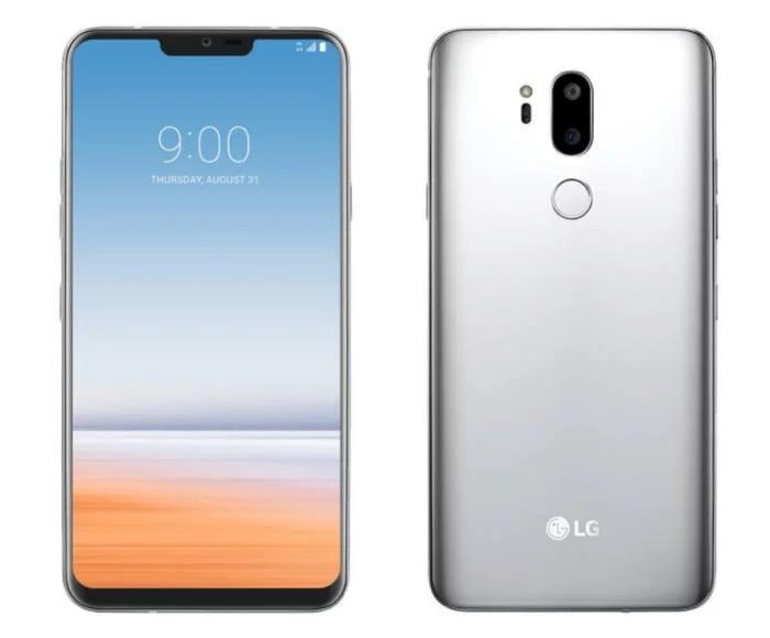 Смартфон LG Q7 станет бюджетной версией LG G7