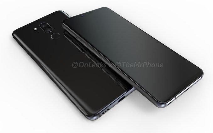 Видео дня: смартфон LG G7 - 1
