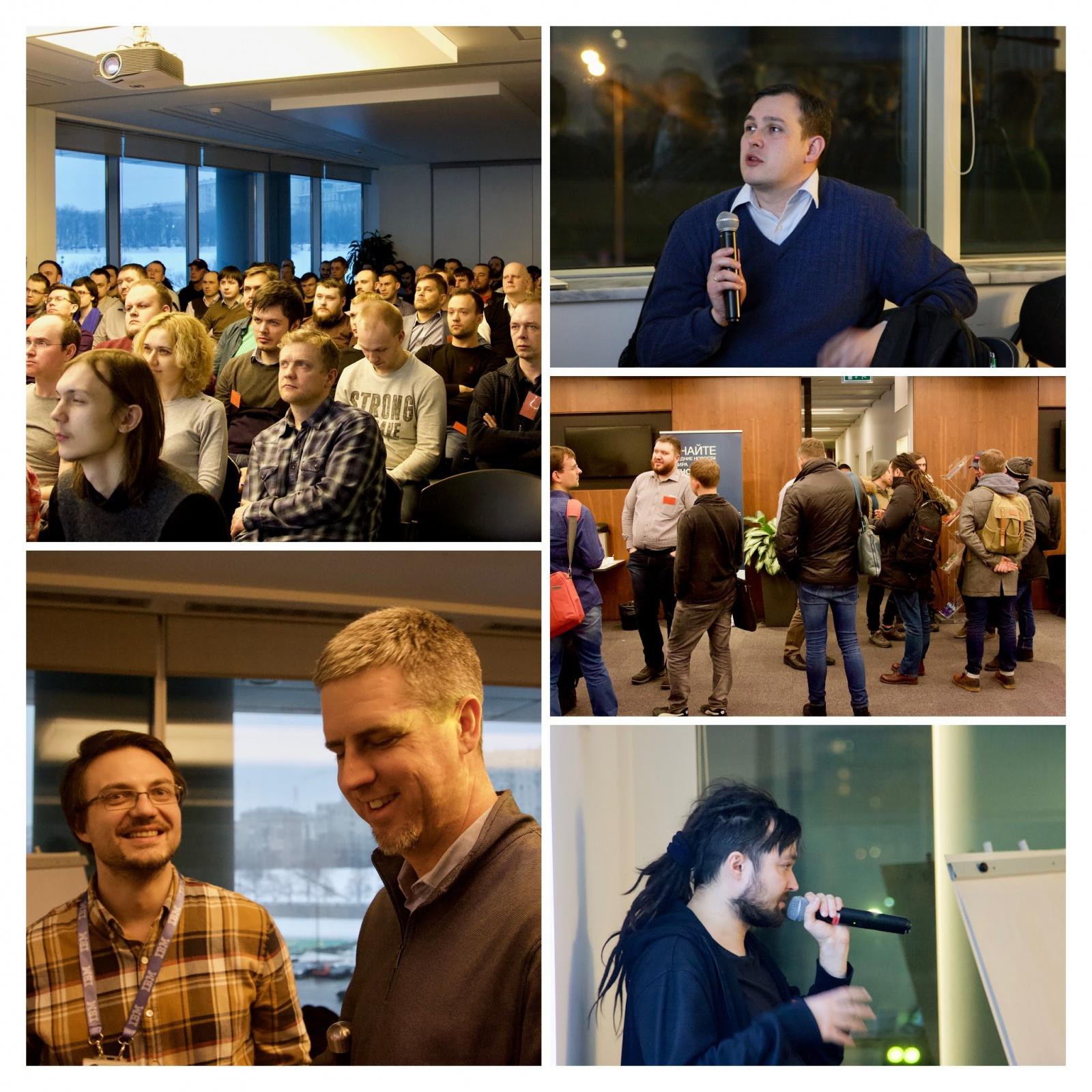 Kubernetes meetup — презентации и вебкаст - 1