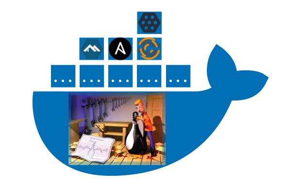 Linux-дистрибутив from scratch для сборки Docker-образов — наш опыт с dappdeps - 1