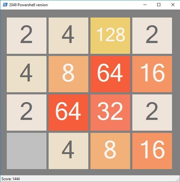 Довольно автоматизации ― пора нарисовать сову на PowerShell и научить консоль говорить - 14