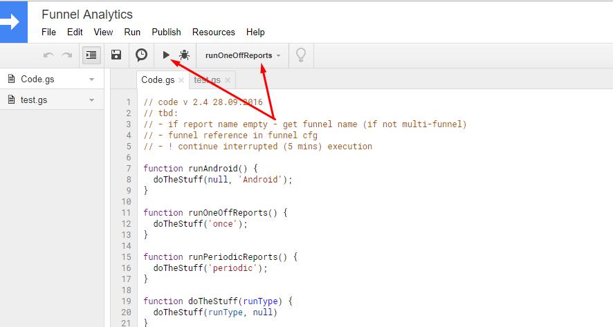 Ищем проблемы с конверсией сайта в Google Spreadsheets - 7