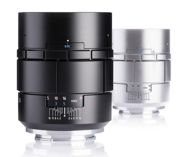 Начат прием предварительных заказов на объектив Meyer Optik Gorlitz Nocturnus III 50 F0.95