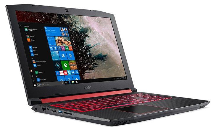 Ноутбук Acer Nitro 5 первым получил новые шестиядерные CPU Intel - 1