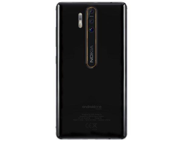Опубликованы характеристики смартфона Nokia 9, который получил тройную камеру, пять микрофонов и 8 ГБ ОЗУ