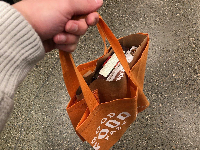 Покупки в Amazon Go - 34
