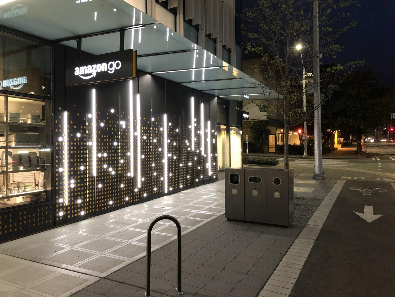 Покупки в Amazon Go - 8