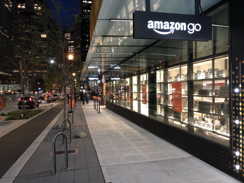 Покупки в Amazon Go - 9