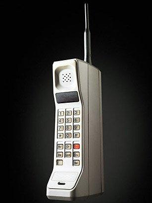 Сегодня исполняется 45 лет первому мобильному телефону