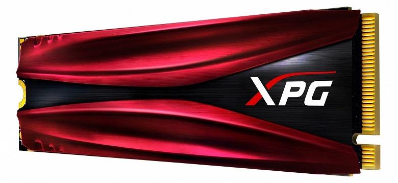 Скорость чтения накопителя Adata XPG Gaming S11 достигает 3200 МБ с - 1