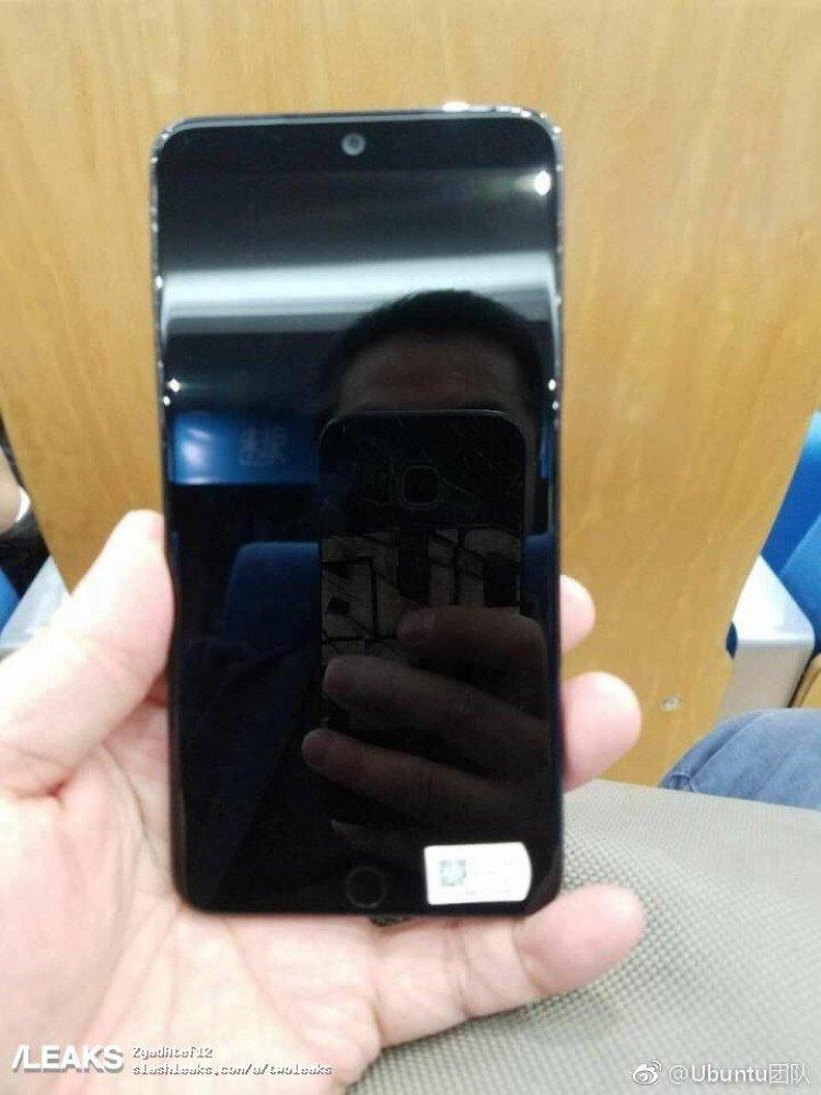 Смартфоны Meizu 15 и 15 Plus засветились на «живых» фото - 3