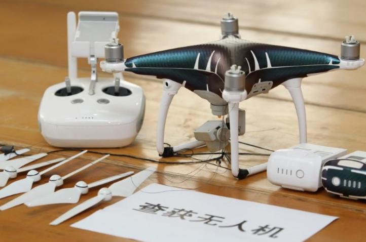 В Китае контрабандисты посредством дронов переправили через границу смартфонов на сумму 80 млн долларов - 1