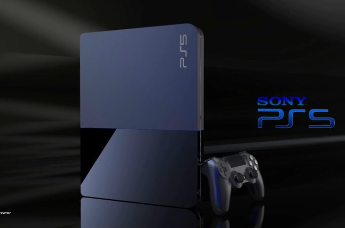 Игровая приставка Sony PS5 получит APU с CPU Zen и GPU Navi и может выйти в течение года - 1