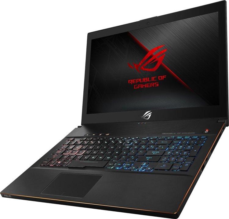 Игровой ноутбук Asus ROG Zephyrus M GM501 получил уникальную конструкцию корпуса