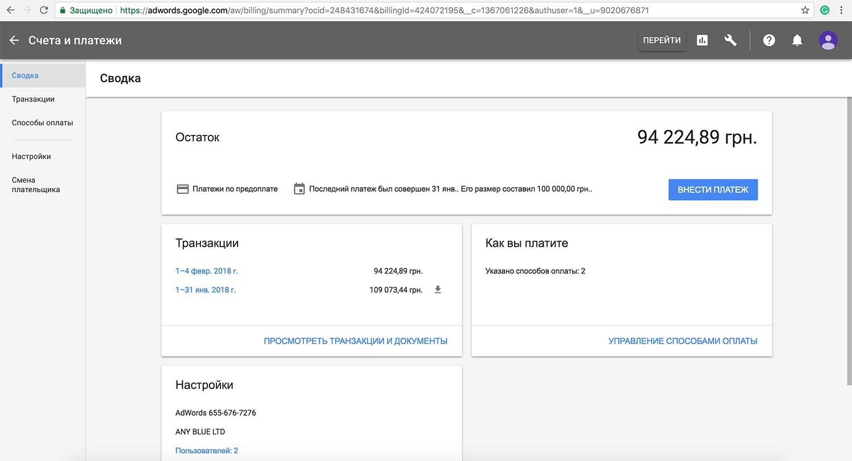 Как специалисты Google Adwords помогли мне выбросить 150 000 грн (около $6000) за месяц или почему я больше не буду… - 2