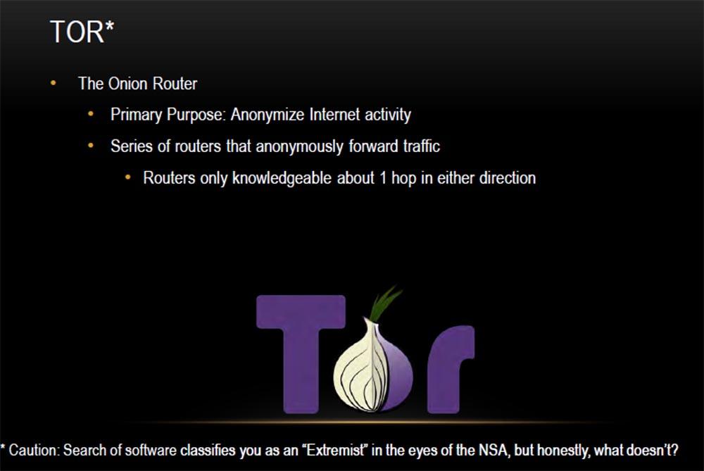 Конференция DEFCON 22. «Путешествие по тёмной стороне Интернет. Введение в Tor, Darknet и Bitcoin» - 6