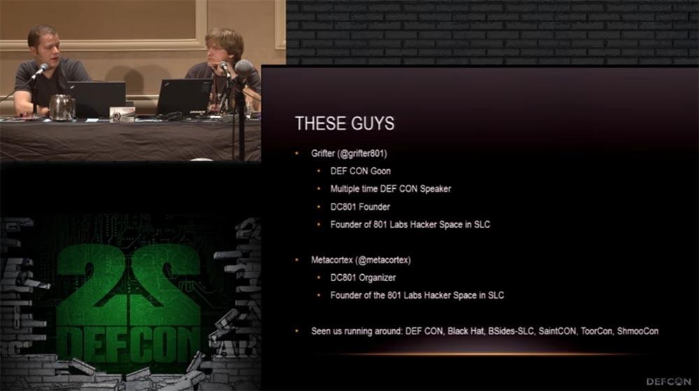 Конференция DEFCON 22. «Путешествие по тёмной стороне Интернет. Введение в Tor, Darknet и Bitcoin» - 1