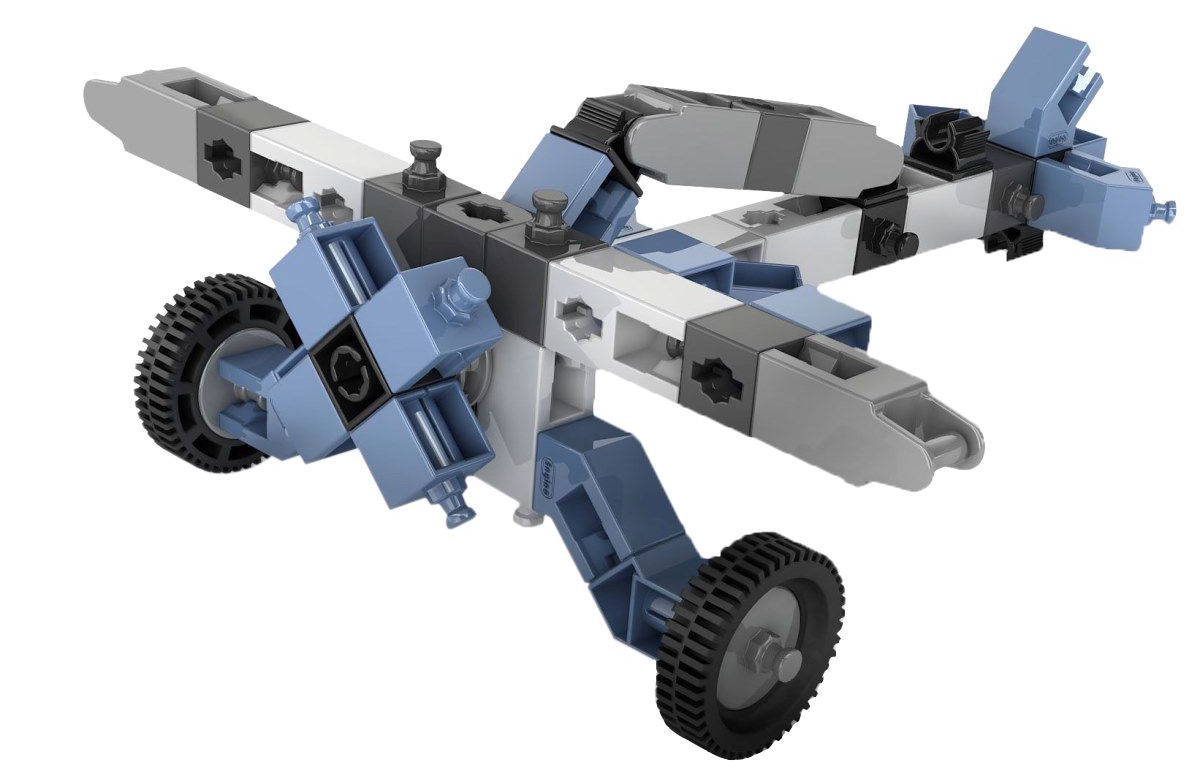 Кроме Lego. Что собрать с ребенком на досуге: подборка конструкторов до 1000 рублей - 12