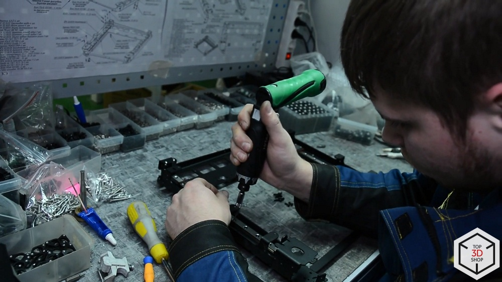 3D-влог #3: Производство 3D-принтеров в России. Обзор и интервью — PICASO 3D - 10