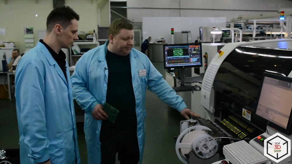 3D-влог #3: Производство 3D-принтеров в России. Обзор и интервью — PICASO 3D - 11