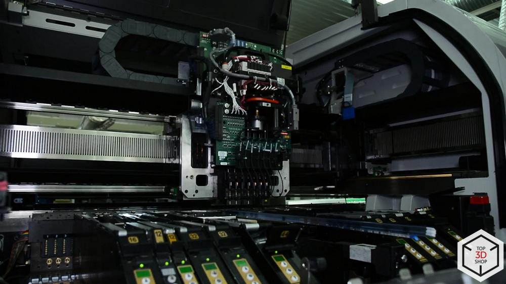 3D-влог #3: Производство 3D-принтеров в России. Обзор и интервью — PICASO 3D - 13