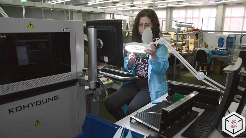 3D-влог #3: Производство 3D-принтеров в России. Обзор и интервью — PICASO 3D - 16