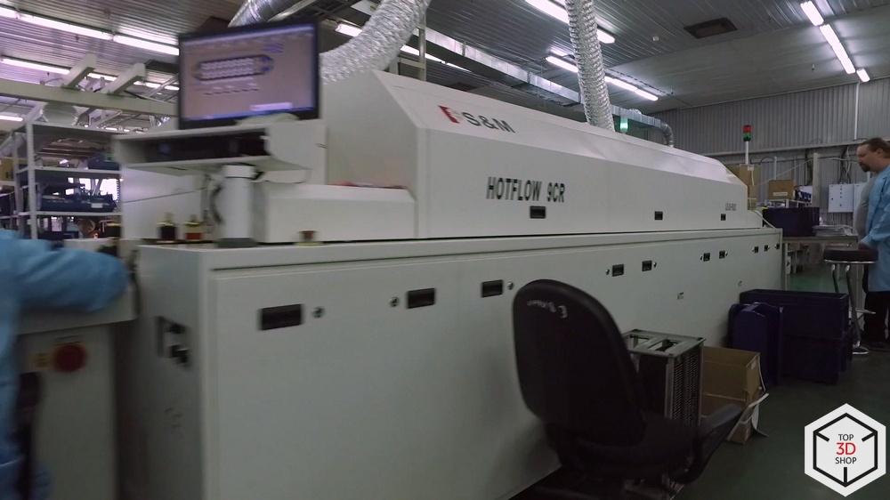 3D-влог #3: Производство 3D-принтеров в России. Обзор и интервью — PICASO 3D - 17