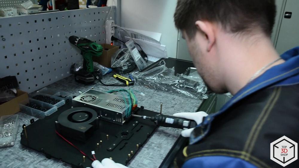 3D-влог #3: Производство 3D-принтеров в России. Обзор и интервью — PICASO 3D - 20