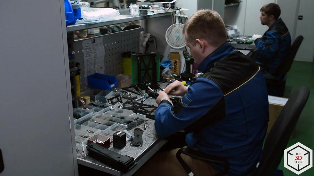 3D-влог #3: Производство 3D-принтеров в России. Обзор и интервью — PICASO 3D - 21