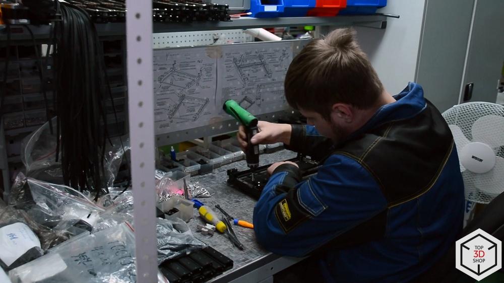 3D-влог #3: Производство 3D-принтеров в России. Обзор и интервью — PICASO 3D - 22