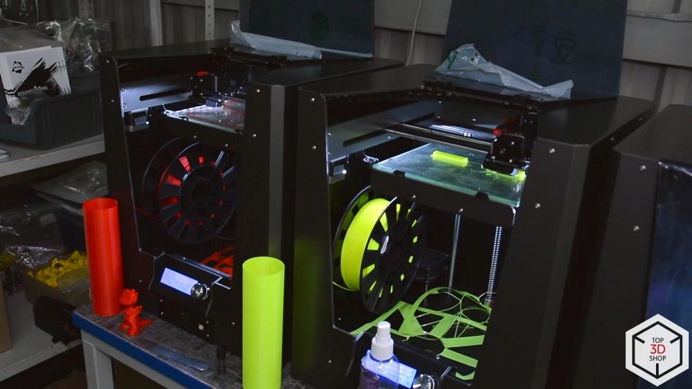 3D-влог #3: Производство 3D-принтеров в России. Обзор и интервью — PICASO 3D - 27