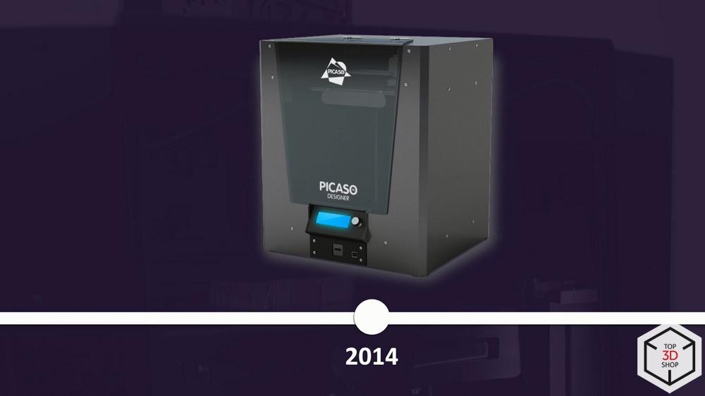 3D-влог #3: Производство 3D-принтеров в России. Обзор и интервью — PICASO 3D - 6