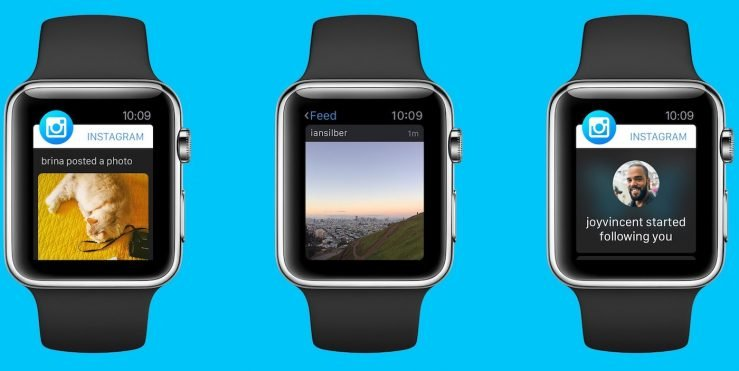 Instagram отказалась от своего приложения для умных часов Apple - 1