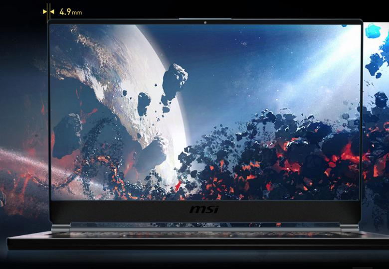 MSI GS65 Stealth Thin 8R — игровой ноутбук толщиной 17,7 мм со 144-герцовым экраном, GeForce GTX 1070 и шестиядерным процессором - 1