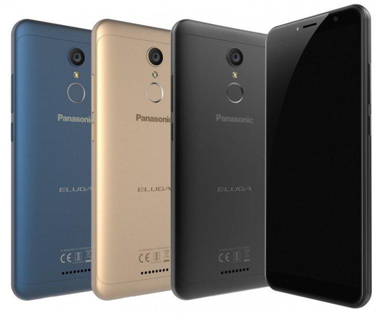 Бюджетный смартфон Panasonic Eluga Ray 550 получил поддержку персонального помощника Arbo