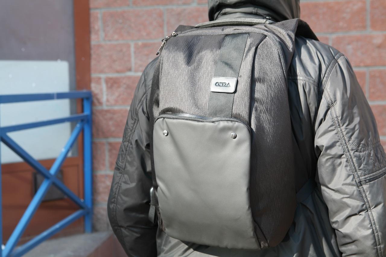 Еще один рюкзак-антивор к новому сезону прогулок в городе - 10