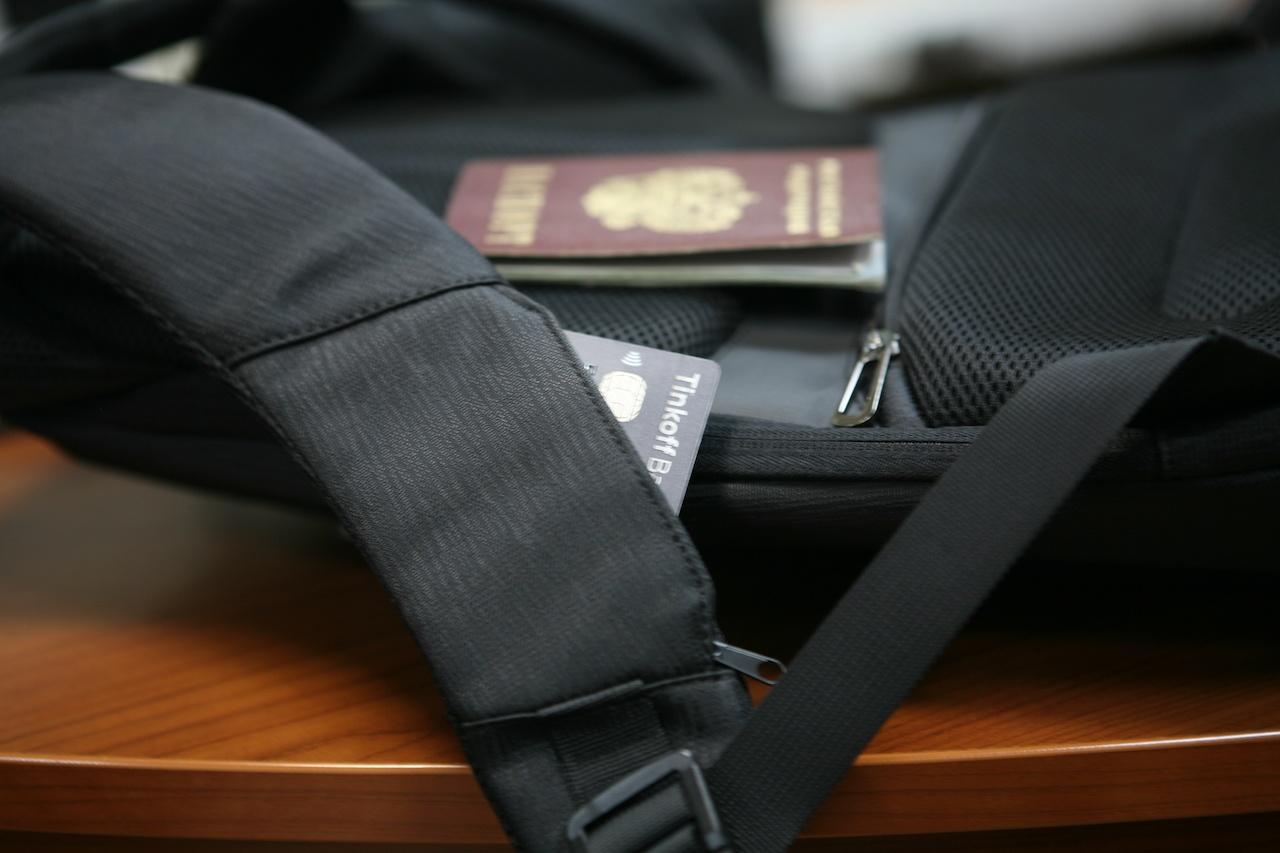 Еще один рюкзак-антивор к новому сезону прогулок в городе - 18