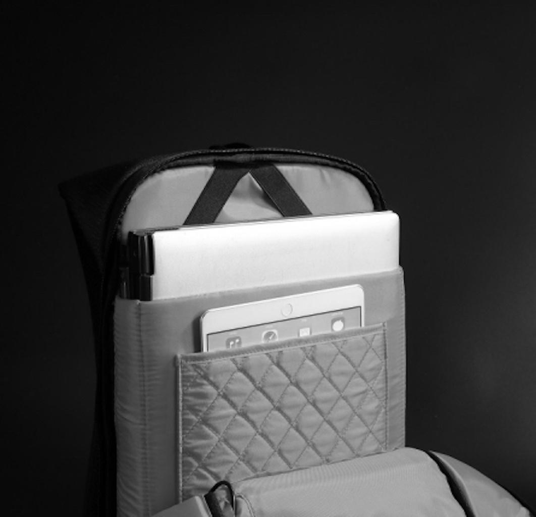Еще один рюкзак-антивор к новому сезону прогулок в городе - 6