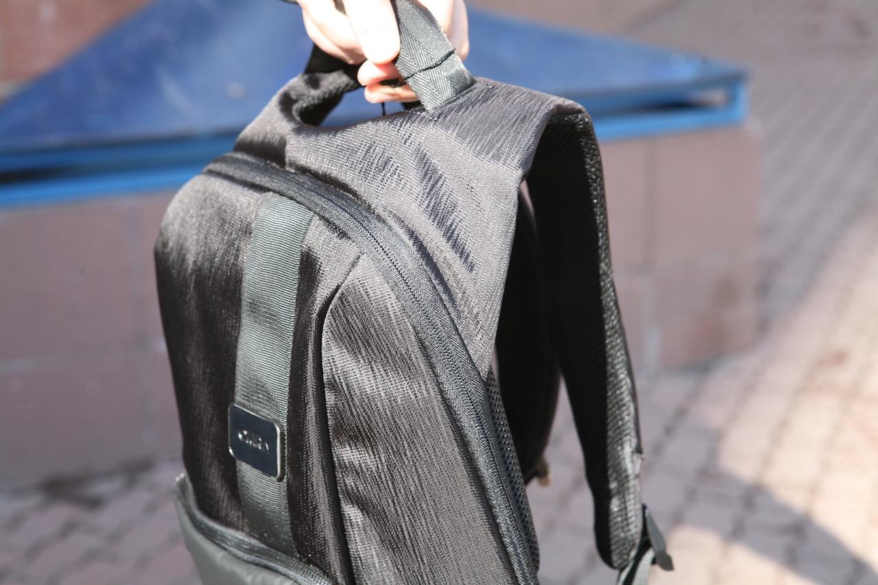 Еще один рюкзак-антивор к новому сезону прогулок в городе - 8