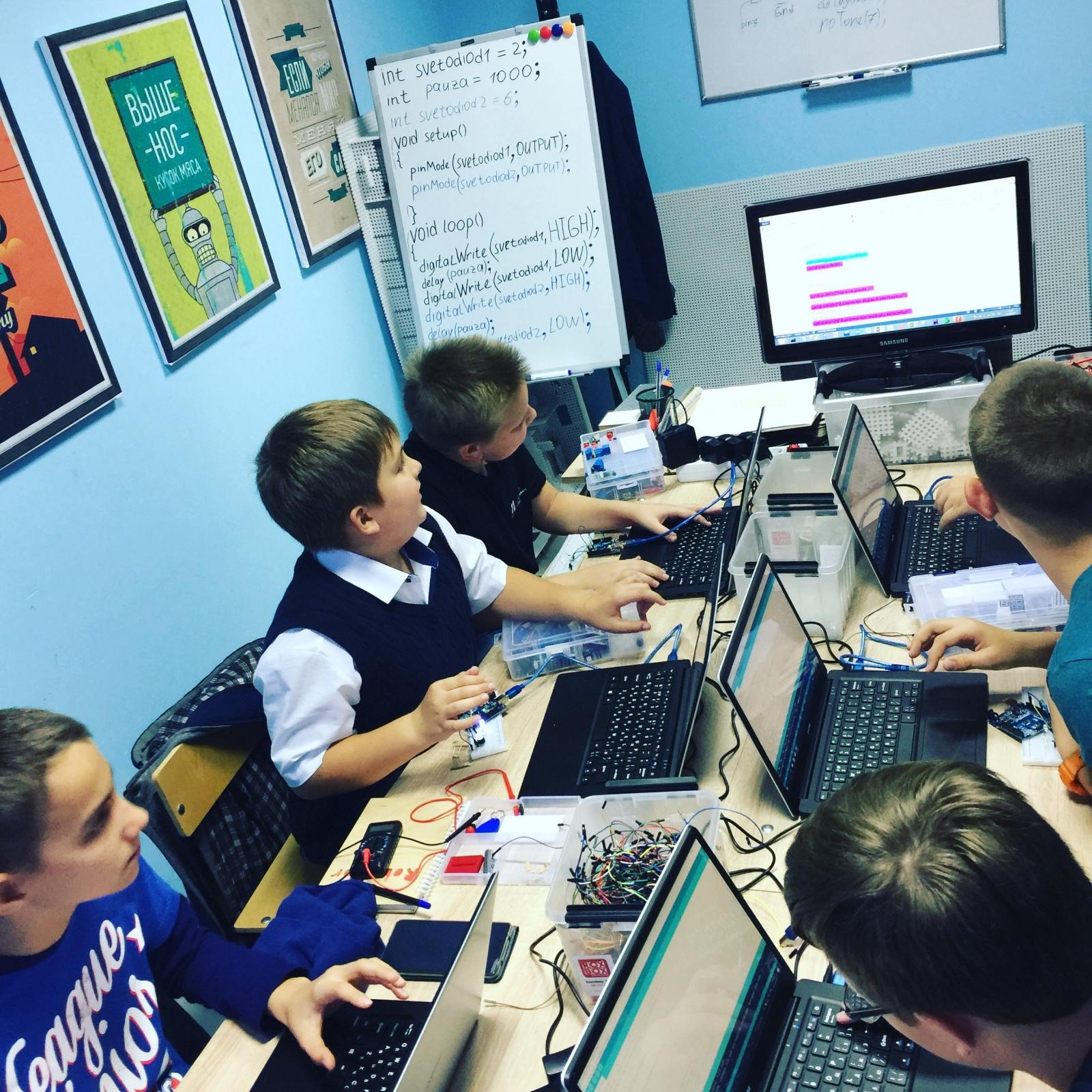 Как мы открывали детский центр робототехники в небольшом городке - 2