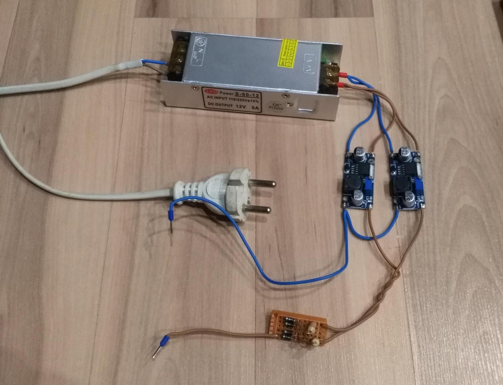Как подключить матричный принтер MD910 от кассового аппарата Миника - 11