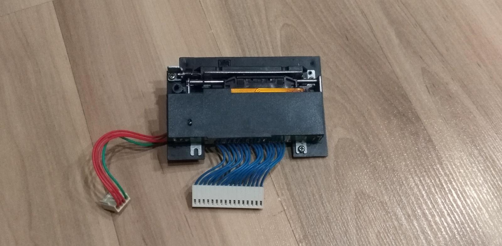 Как подключить матричный принтер MD910 от кассового аппарата Миника - 1