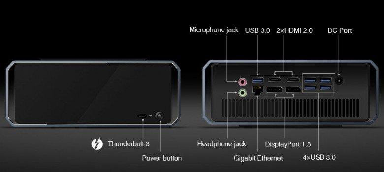 Представлен компактный мини-ПК Chuwi HiGame, которому прочат успех на Indiegogo