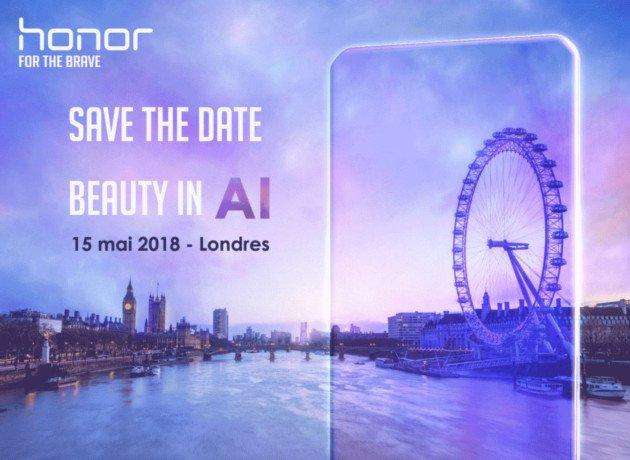 Смартфон Honor 10 представят 15 мая - 1