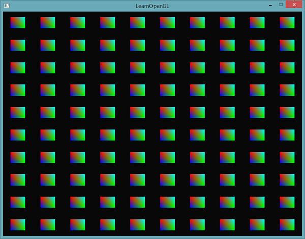 Learn OpenGL. Урок 4.10 — Инстансинг - 2