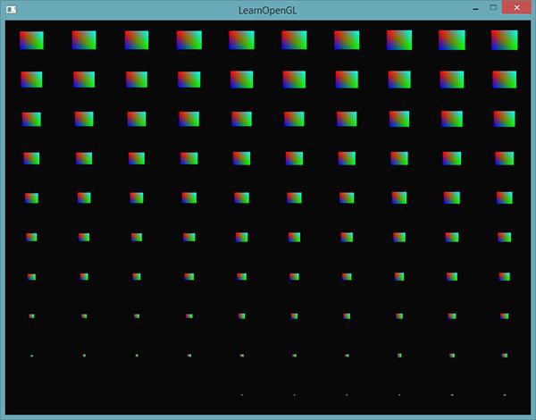 Learn OpenGL. Урок 4.10 — Инстансинг - 4