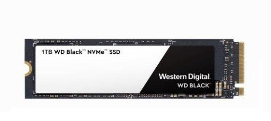 Western Digital представила свой новый SSD-накопитель NVME с поддержкой 4K